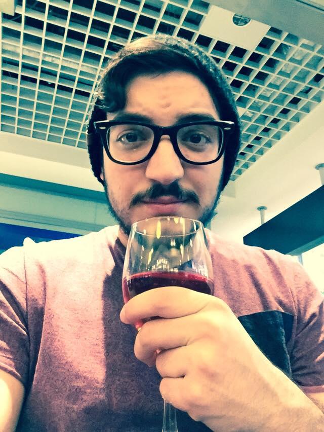 On The Way To Bratislava...! :) John Karayiannis - Eurovision Cyprus Representative 2015